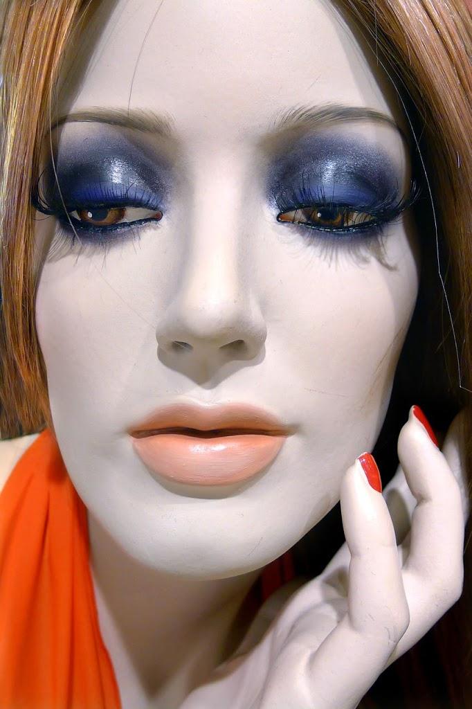 Cool Kabuki Beauty…