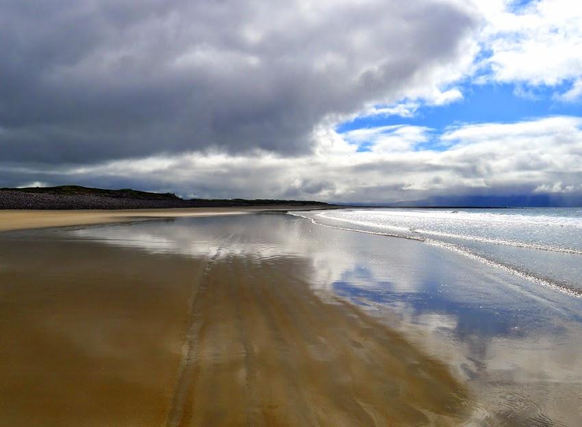 Mulranny Beach…