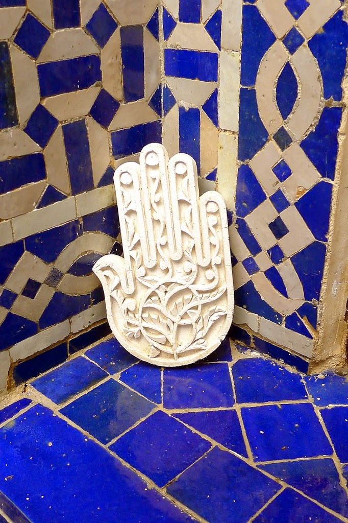 Everywhere in Morocco…