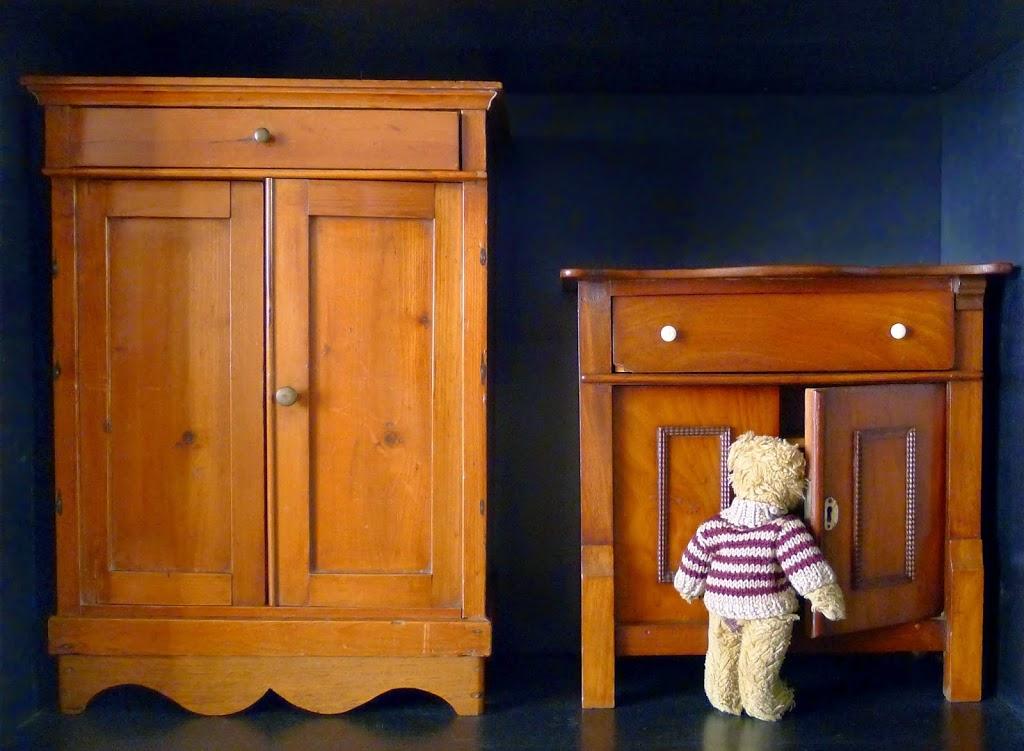 Alfie's Cupboards