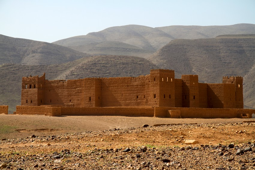 Abandoned Kasbah…