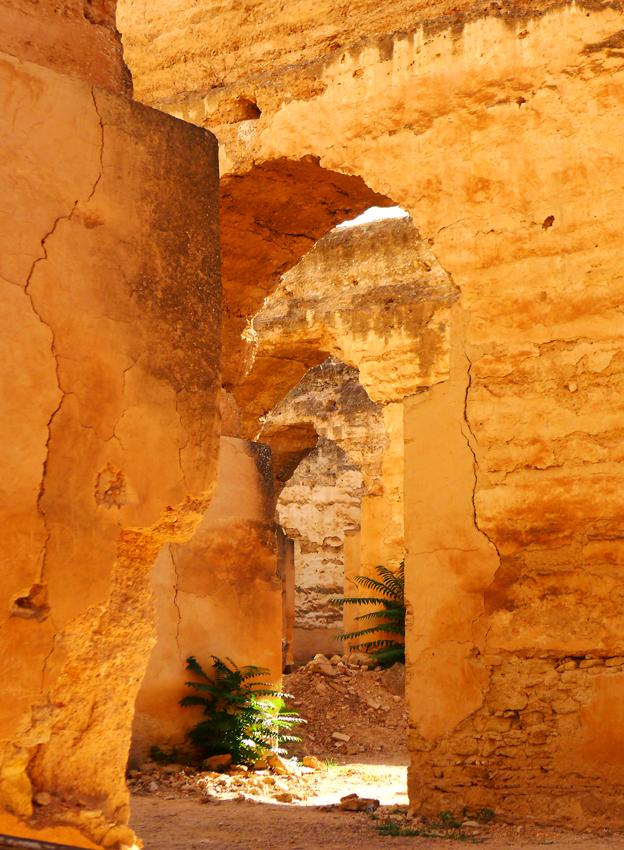 Meknes Royal Stables