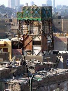 Cairo overpopulated? No problem!  Megacity, Egypt, Overpopulation