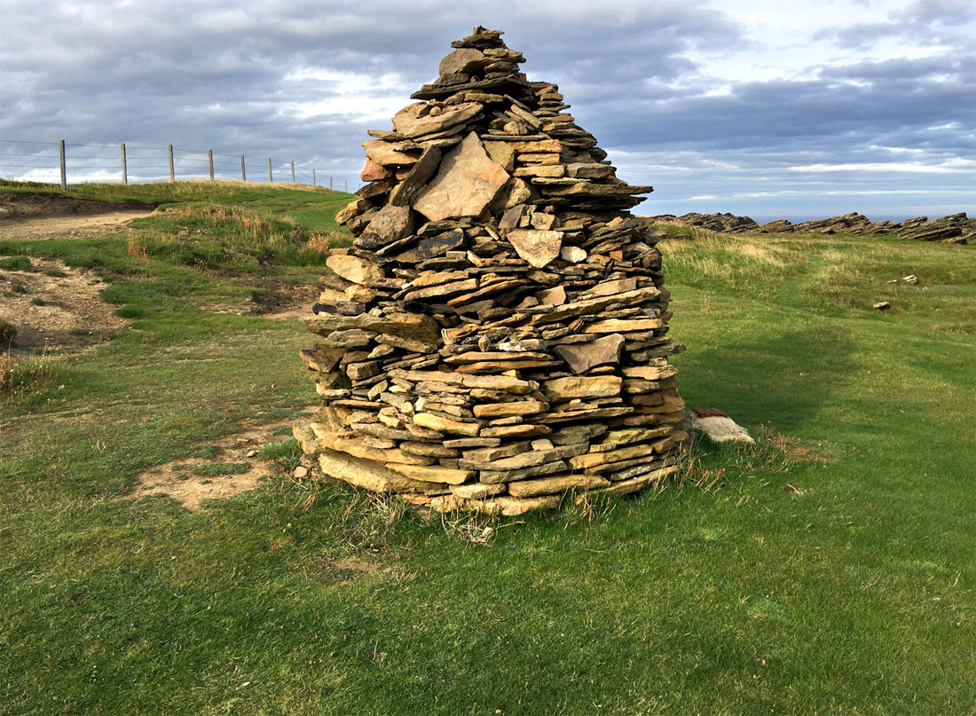 cairn, Isbister, monuments, Mainland, Orkney, Scotland