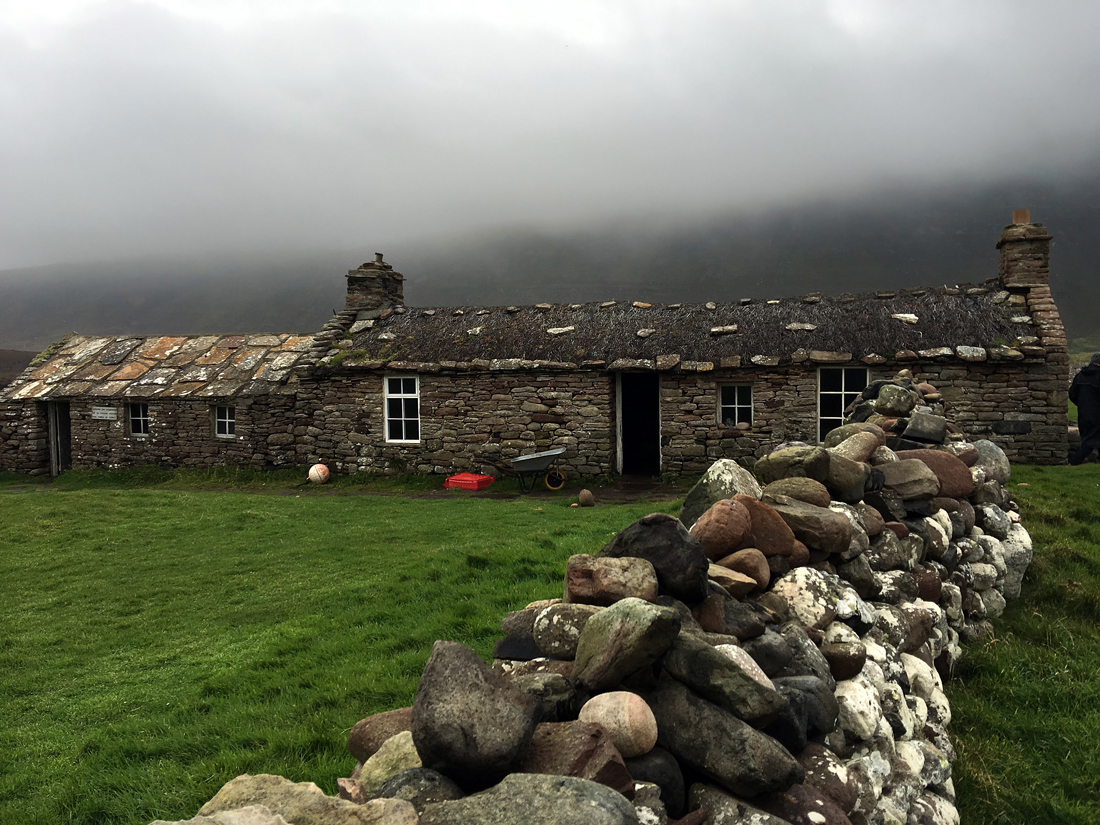 Youth Hostel, Hoy, Orkney, Scotland