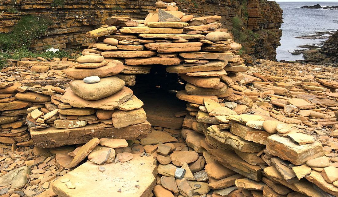 Birsay Cairn Built by Fairy Folk?