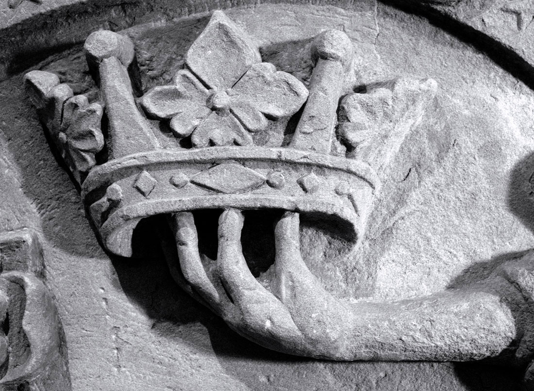 Kingdom of Heaven, St Magnus Cathedral, Orkney