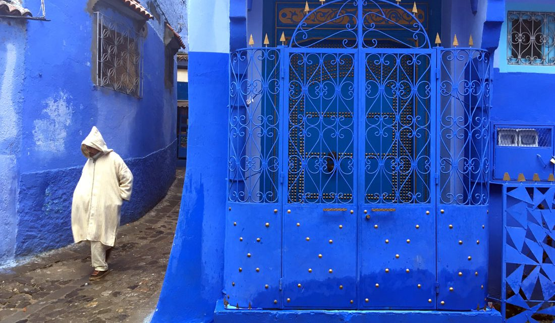 The Blue World of Chefchaouen
