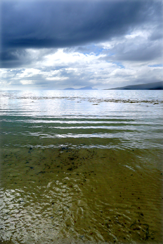 Sky, sea and sand slipping and sliding... Photo: Annie Wright Photography, Ireland