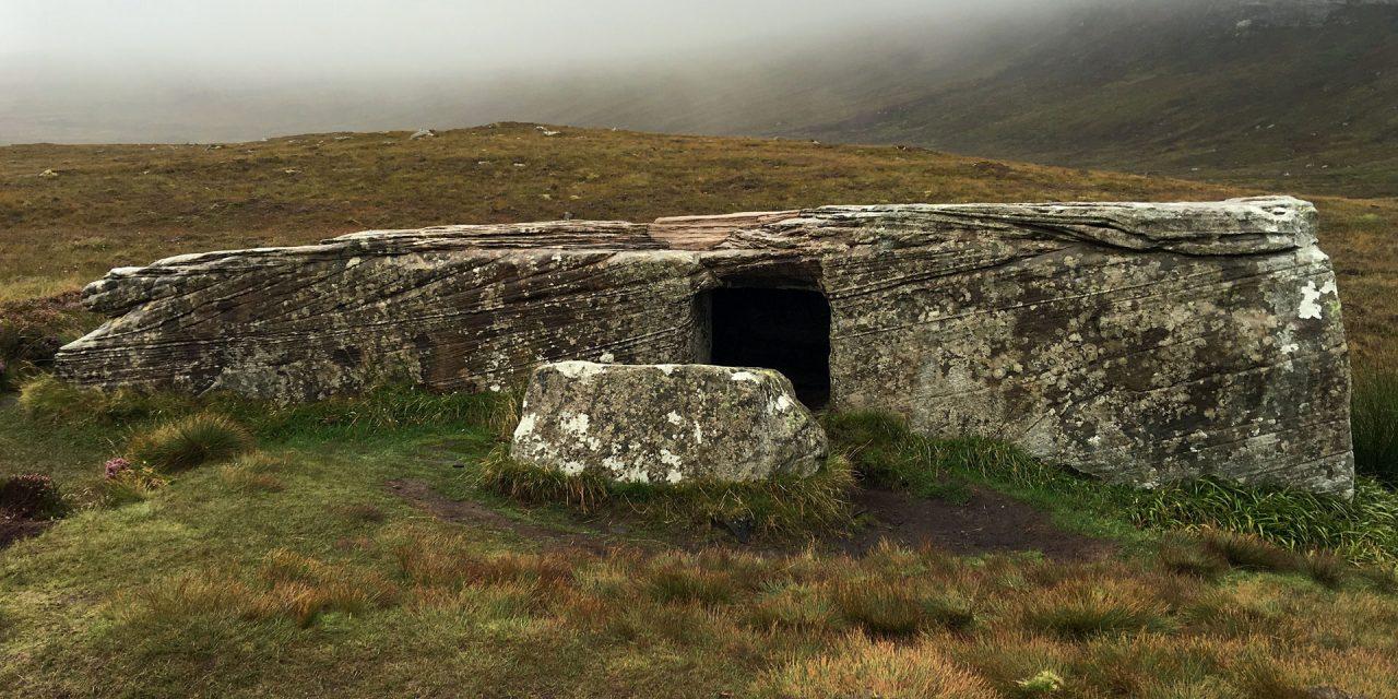 © Annie Wright Photography, Dwarfie Stane, Hoy, Orkney, Scotland