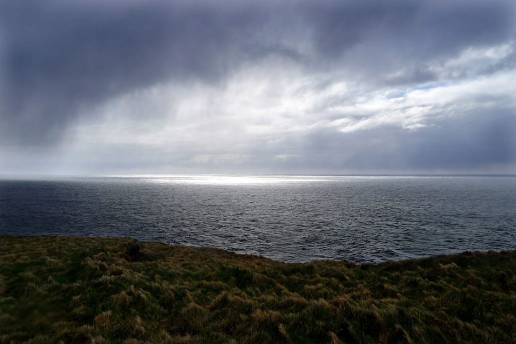 Pentland Firth, Orkney, Scotland, weather