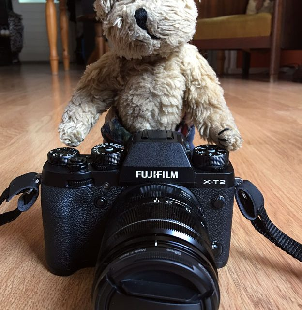 Discovering the Fujifilm X-T2