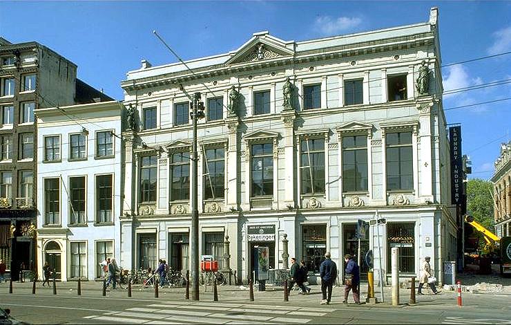 Arti et Amicitiae, fine art, artists, Amsterdam