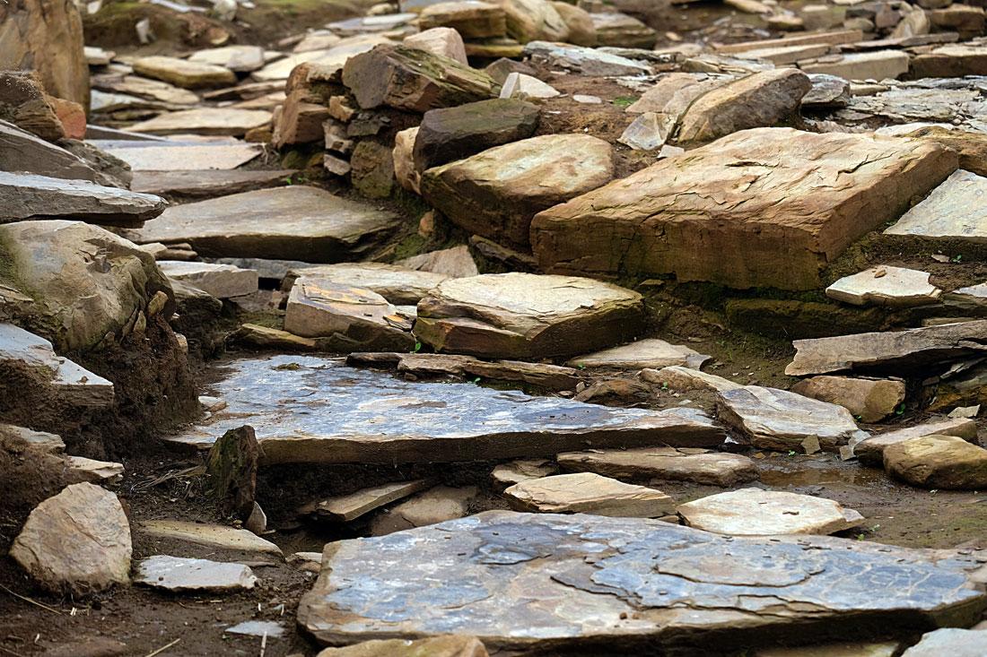Ness of Brodgar, Arti et Amicitiae, Ancient heritage