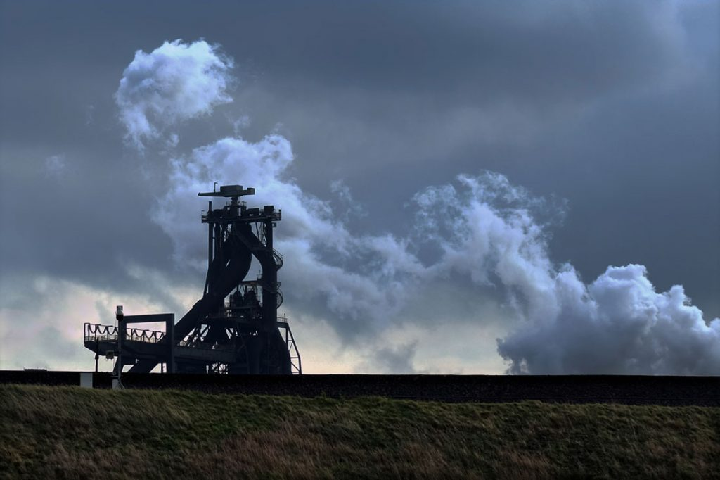 Tata Steel, Wijk aan Zee, graphite rain, pollution, carcinogenic emissions